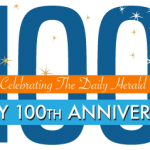 The Daily Herald celebrates 100 years