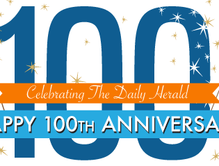 ​The Daily Herald celebrates 100 years