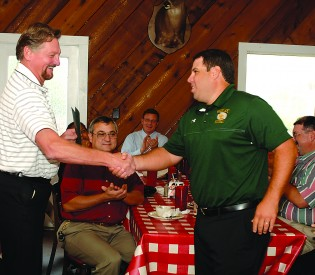 2014 Iberia Parish Sugar Cane Jamboree Coaches' Luncheon