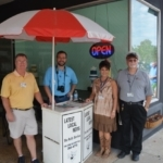 Daily Iberian kiosk gets notice at annual Sugar Cane Festival
