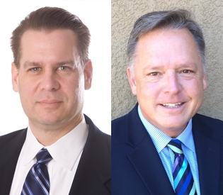 Mike Shepard and Randy Rickman Named Wick Communications Regional Publishers